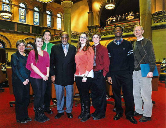 rochester-school-for-the-deaf-students-advocacy-day-2013